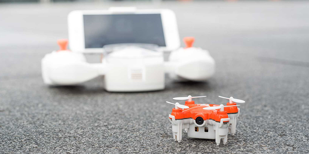 Deals: Get The World's Smallest Camera Drone