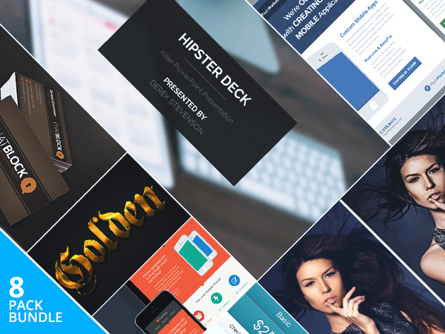 Pay What You Want: Business Design Bundle