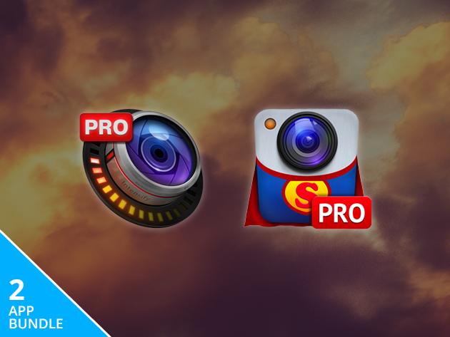 Intensify Pro & Snapheal Pro Image Editing Bundle