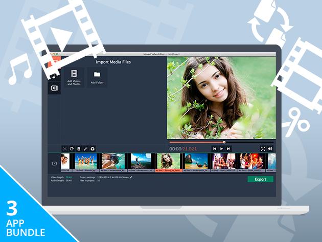 Mac Video Software Bundle