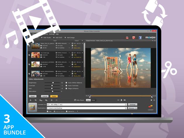 Windows Video Software Bundle