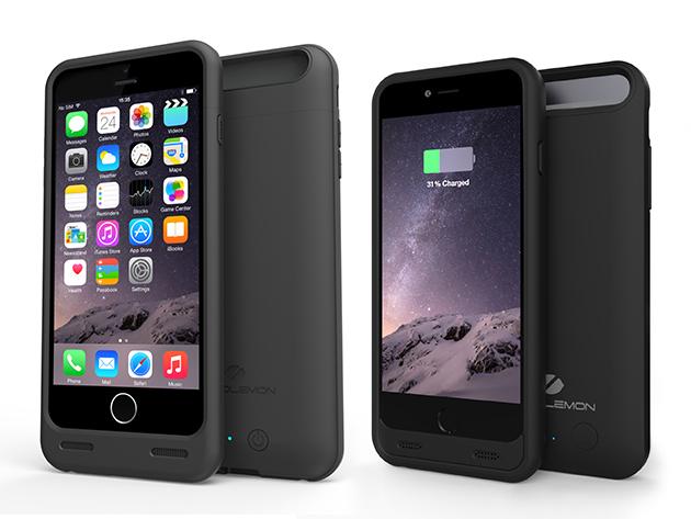ZeroLemon Slim Juicer Battery Case for iPhone 6 Plus