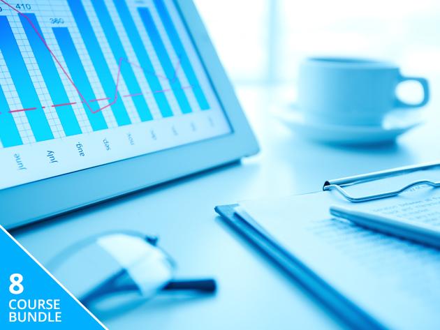 Wall Street Training Certification Bundle