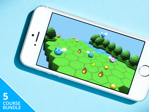 Free: Mammoth Interactive 5-Hour iOS Game Dev Bundle