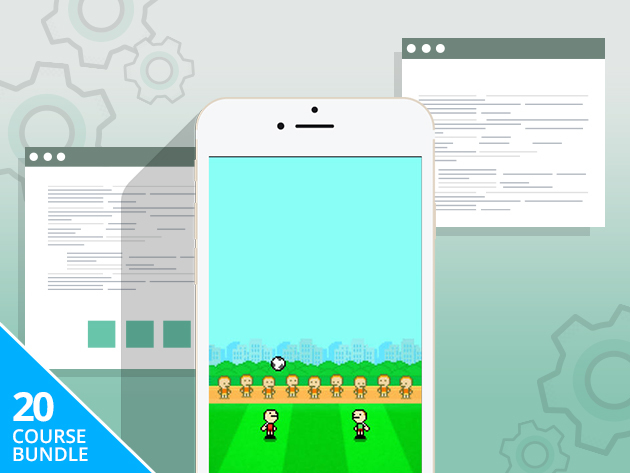 'Build 20 Games' iOS Game Developer Bundle