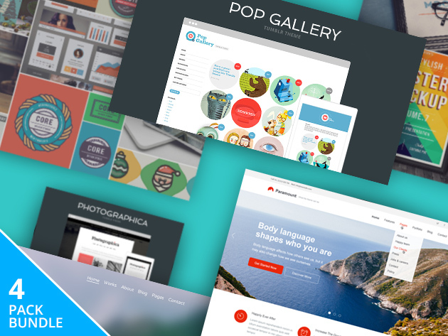 Pay What You Want: UX to UI Designer Toolbox Bundle