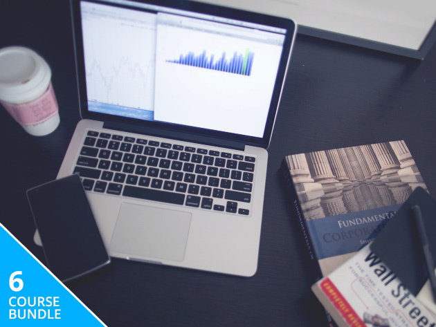 Wall St Training 'Excel for Finance Professionals' Bundle