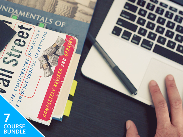 MBA Business Skills Bundle