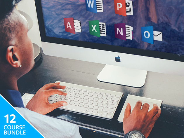 Pay What You Want: Microsoft Office Productivity Bundle