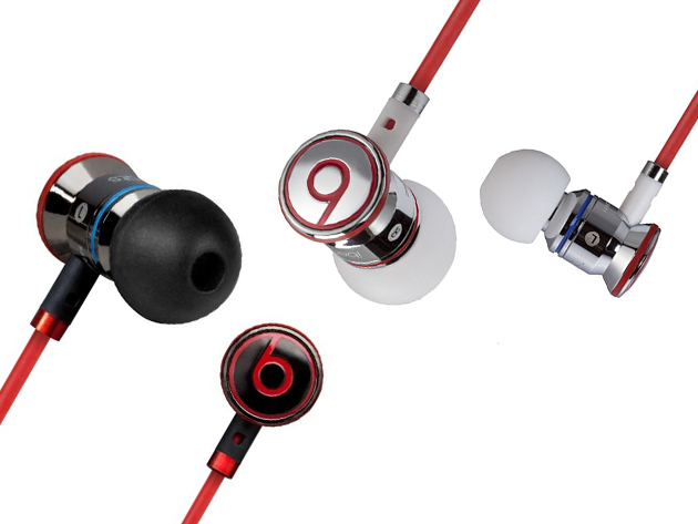 iBeats By Dre In-Ear Headphones
