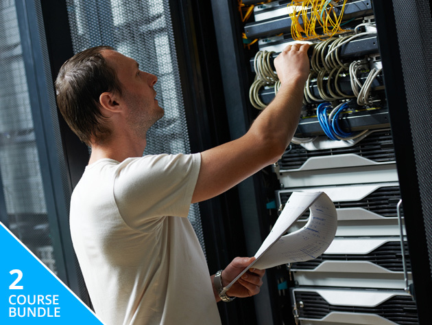 Cisco Certified Network Associate (CCNA) & Professional (CCNP) Certification Bundle