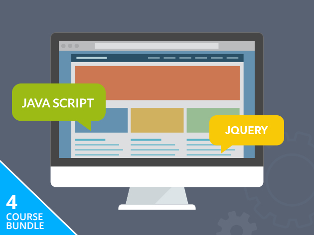 Javascript & jQuery Front-End Developer Bundle