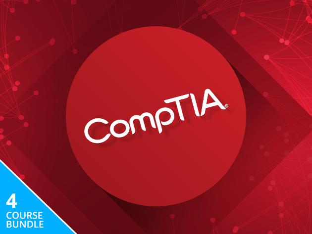 Ultimate CompTIA Advanced Certification Bundle