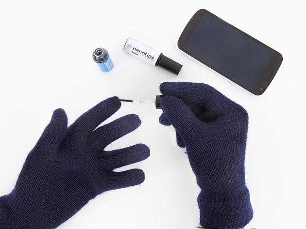Nanotips Touchscreen Glove Tips