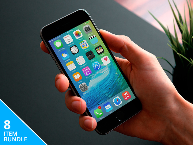 Pay What You Want: Incredible iOS 9 Developer Bundle