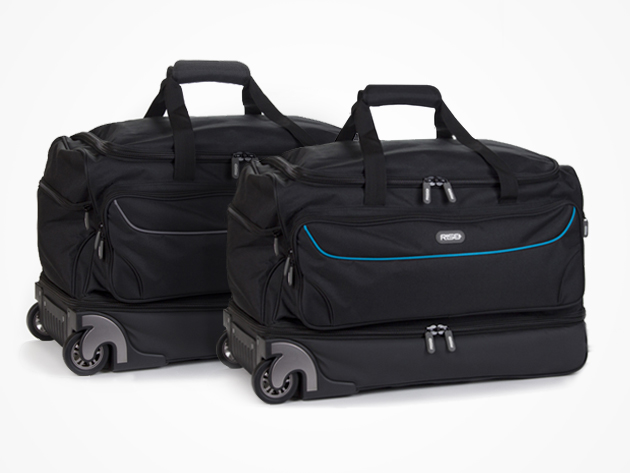 Rise Gear Roller Travel Bags