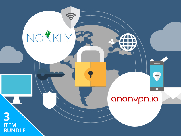 Pay What You Want: VPN Lifetime Subscription Bundle
