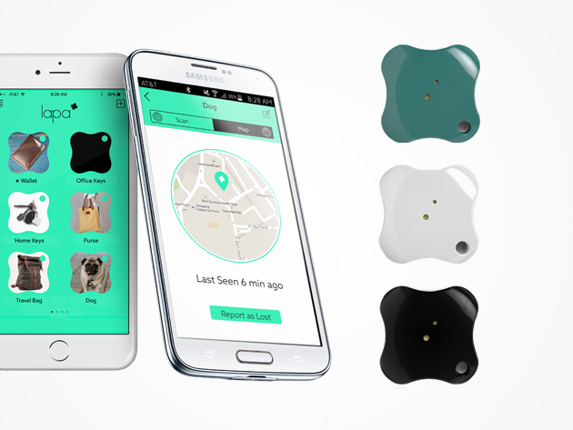Lapa Bluetooth Tracking Device