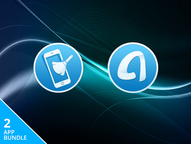 PhoneClean & AnyTrans App Bundle