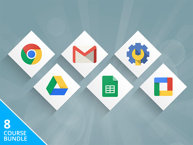Master Gmail, Drive, and other Google apps for $29